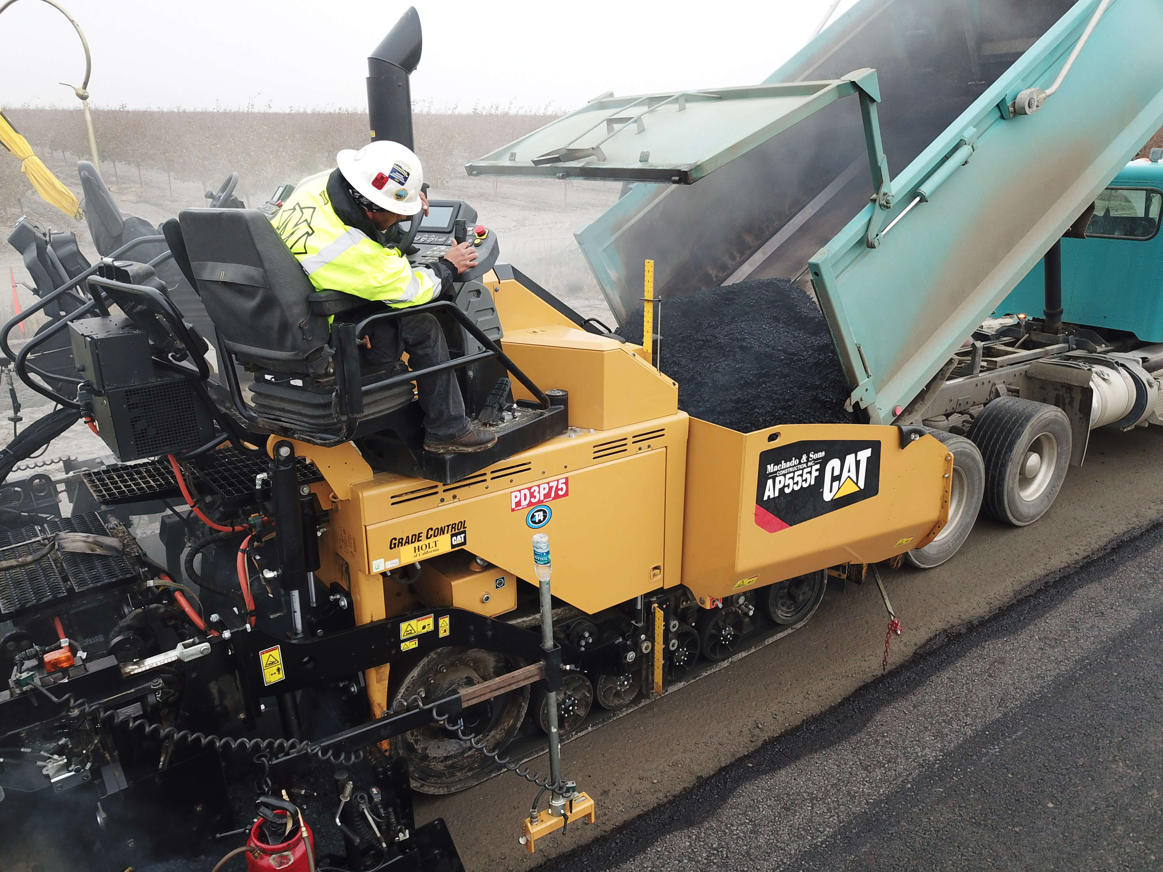 DBE Contractor Paving